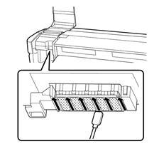 Procédure de nettoyage de la gamme de sublimation Epson-nettoyage des tetes