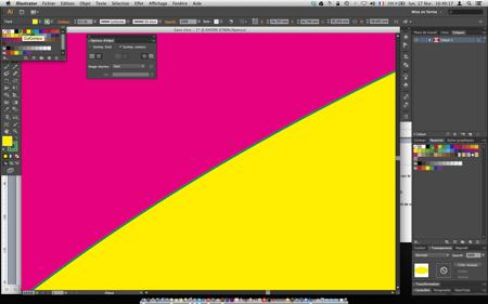 Impression-découpe-interface Illustrator