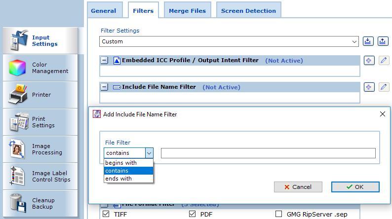 GMG ColorProof 5.10-wf_namefilter