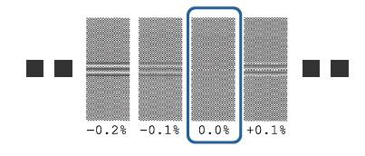 Caractérisation d'un média sur Epson SureColor S-alimentation standard