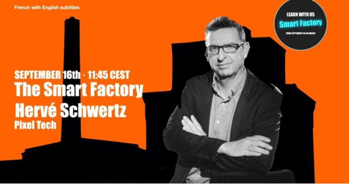 Hervé SCHWERTZ interview impression numérique et enjeux